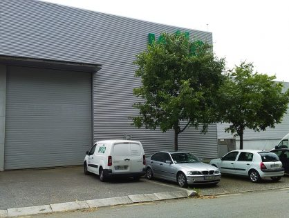 Armazém – Milheirós, Maia, Porto